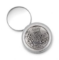 Scottish Thistle Desk Magnifier